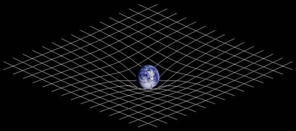 Passage par l'espace-temps > un jour ??