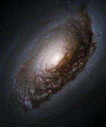 L'espace-temps autour d'un trou noir