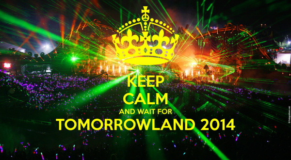 Tomorrowland 2014