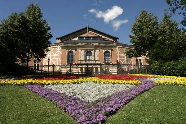 Festival Wagner à Bayreuth (Bavière)