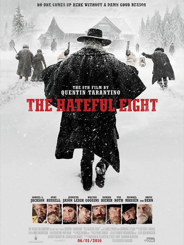 Les 8 salopards de Quentin Tarantino