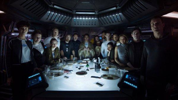 Alien covenant : Pose la question : sommes nous seul dans l'univers ?