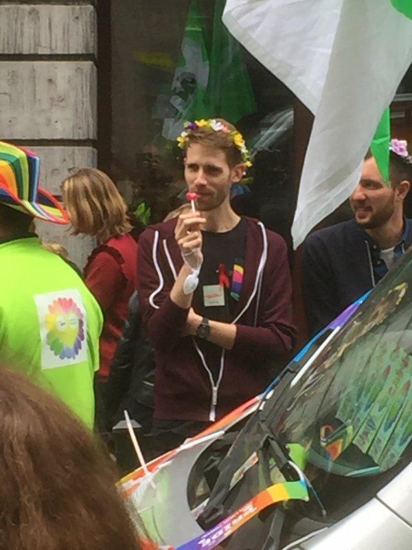 Pride Bruxelles 2018