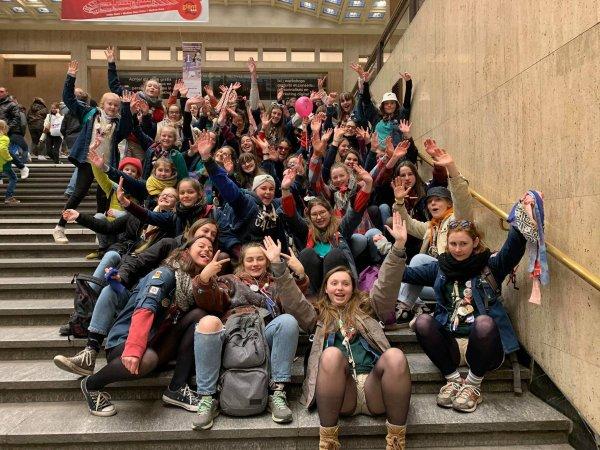 Réu Bruxelles ❤️❤️❤️ trop fun
