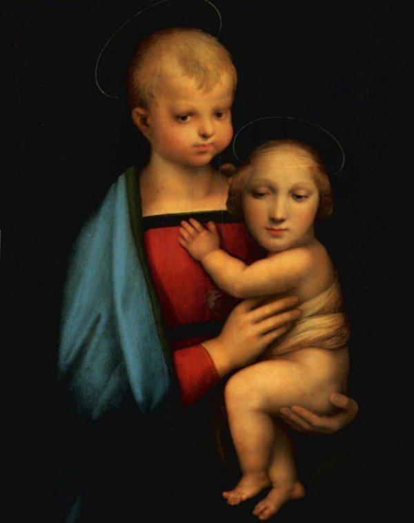 Elle est née la Divine Enfant !