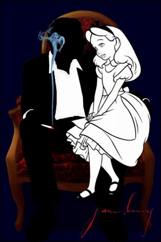 Serge et Alice