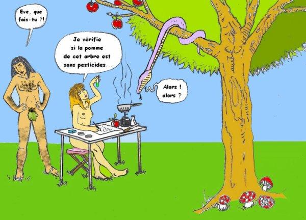 La pomme empoisonnée