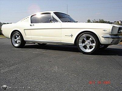 Mustang fasteback 65