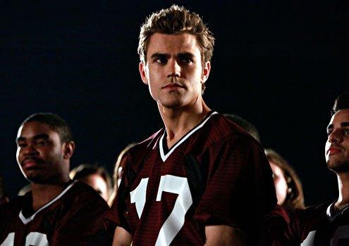 Stefan Salvatore dans l'équipe de football