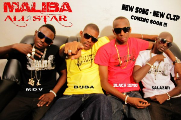 Maliba All Star / Maliba All Star (M.D.V, Black Ismo, B.U.B.A & Salazar) (2013)