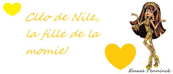 Cléo De Nile