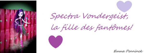 Spectra Vondergeist