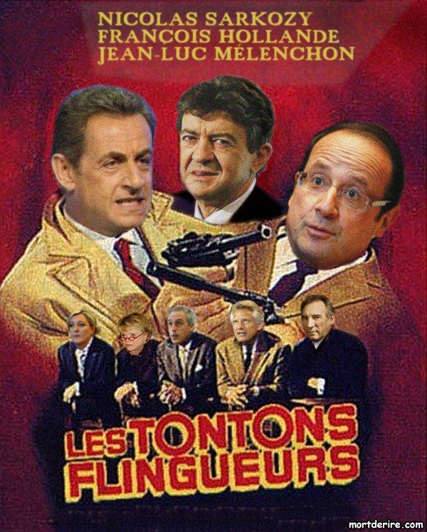 """Célèbre Spécial """"LES TONTONS FLINGUEURS"""" - Affiche n° 2/3 ! - LE BLOG  UM85"""