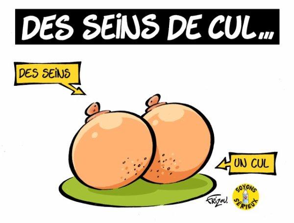 DEUX « DESSEINS » EN UN !...