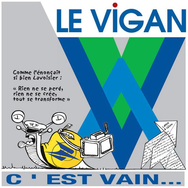 """Spécial """"LE VIGAN, DANS LE GARD"""" - Image n° 1/2 !..."""