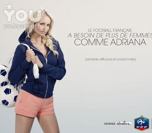 """Spécial """"Le sport féminin ne peut-il être médiatisé que par le glamour"""" - Image n° 3/6 ?..."""