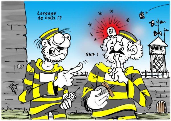 """Spécial """"DESSINS DIVERS DE RENÉ BOUSCHET"""" - Dessin n° 3/3 !..."""