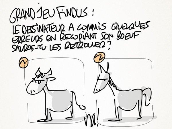 """Spécial """"FINDUS"""" !..."""