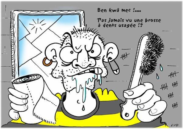 """Spécial """"DESSINS DIVERS DE RENÉ BOUSCHET"""" - Dessin n° 5/5 !..."""