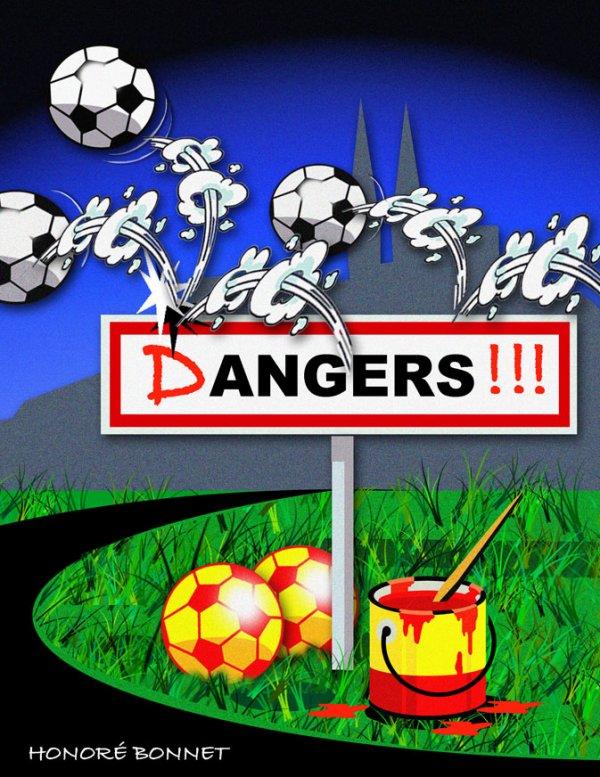 ANGERS VS LENS, L'INCROYABLE FIN DE MATCH !...