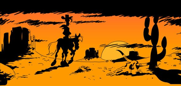 "Spécial ""A POOR LONESOME COWBOY"" - Image n° 1/2 !..."