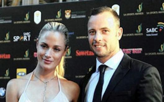 """Spécial """"L'athlète sud-africain Oscar Pistorius inculpé du meurtre de sa compagne"""" - Image n° 2/2 !..."""
