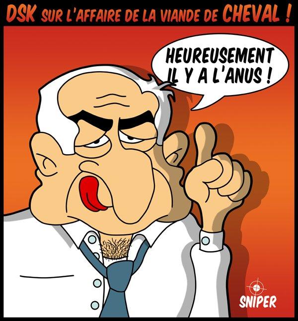 "Spécial ""DSK & FINDUS"" !..."