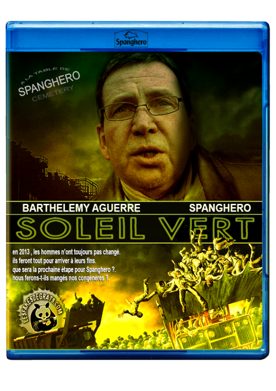 "Spécial ""SOLEIL VERT"" - Affiche n° 2/2 !..."