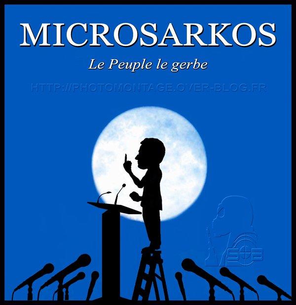 """Spécial """"MICROCOSMOS"""" - Affiche n° 4/4 !..."""