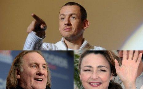 Boon, Depardieu, Frot... : Voici les acteurs les mieux payés en 2012 !...