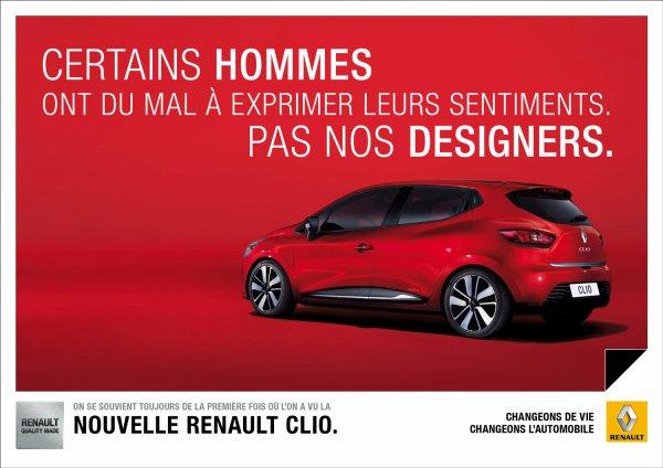 """Spécial """"PUBLICITÉ CLIO RENAULT"""" - Image n° 4/4 !..."""