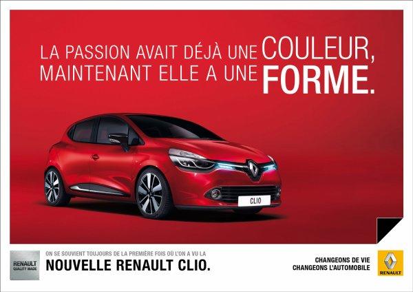 """Spécial """"PUBLICITÉ CLIO RENAULT"""" - Image n° 2/4 !..."""