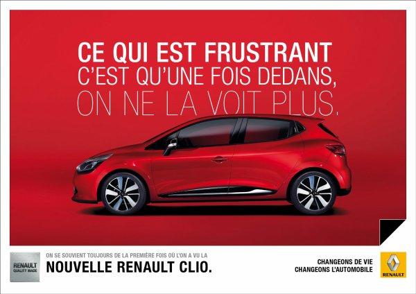 """Spécial """"PUBLICITÉ CLIO RENAULT"""" - Image n° 1/4 !..."""