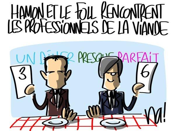 """Spécial """"LE SCANDALE DE LA VIANDE DE CHEVAL CHEZ  FINDUS & CO"""" - Image n° 2/2 !..."""
