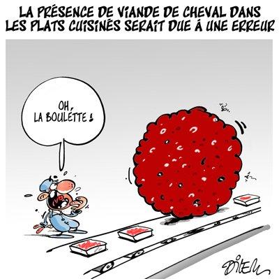 """Spécial """"LE DESSIN DU JOUR PAR ALI DILEM"""" !..."""
