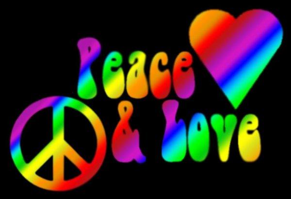 PEACE & LOVE !...
