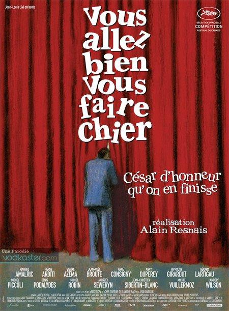 """Spécial """"CÉSAR 2013 - LE GRAND DÉTOURNEMENT D'AFFICHES"""" - Image n° 33/37 !..."""