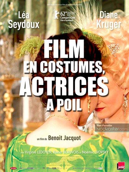"""Spécial """"CÉSAR 2013 - LE GRAND DÉTOURNEMENT D'AFFICHES"""" - Image n° 30/37 !..."""