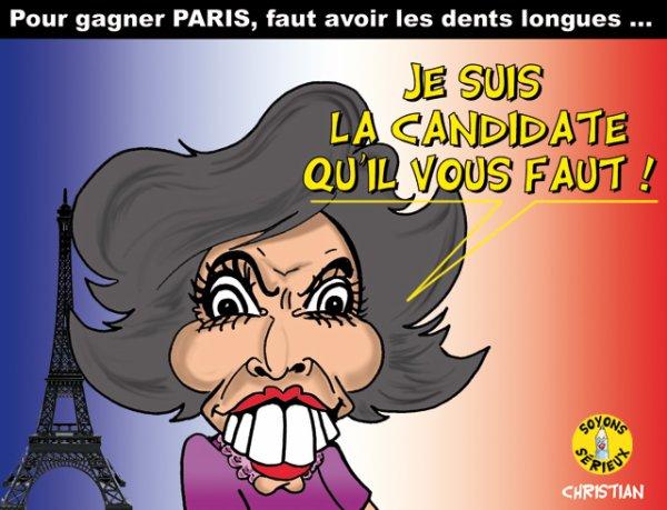 Rachida Dati règle ses comptes à l'UMP !...