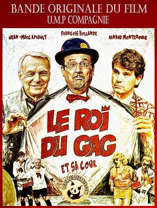 """Spécial """"LE(S) ROI(S) DU GAG"""" - Affiche n° 2/2 !..."""