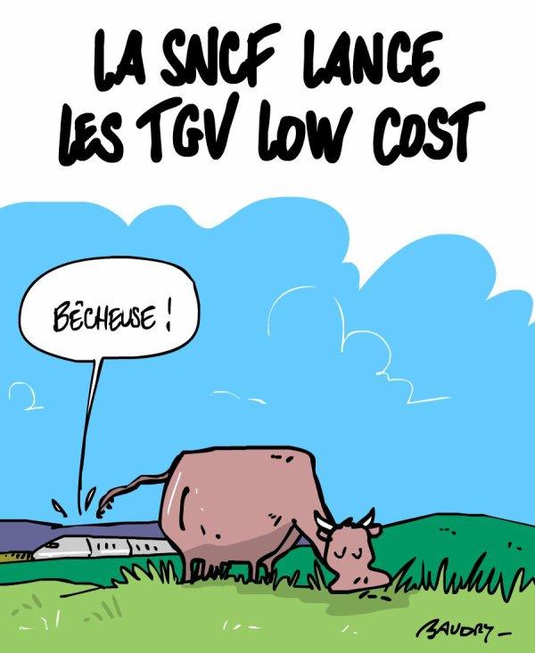 """Spécial """"Les dessins d'actualité de l'illustrateur Hervé Baudry"""" - Dessin n° 5/5  !..."""