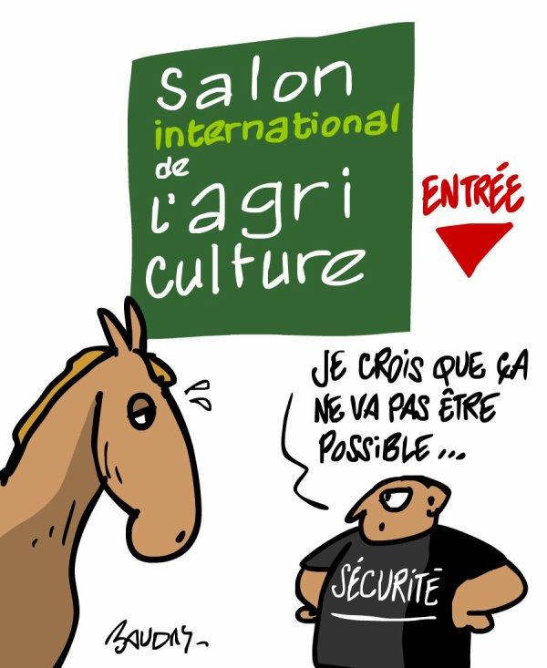 """Spécial """"Les dessins d'actualité de l'illustrateur Hervé Baudry"""" - Dessin n° 2/5  !..."""