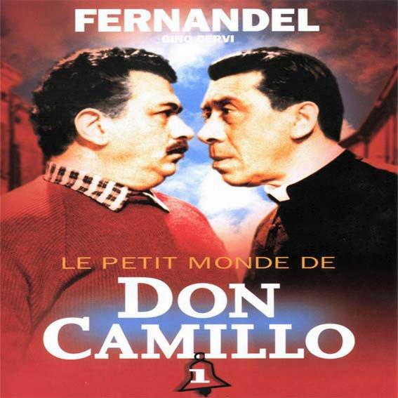 """Spécial """"DON CAMILLO, DON PATILLO & LES PÂTES PANZANI"""" - Image n° 1/7  !..."""