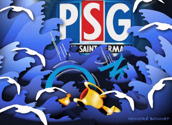 "Spécial ""PSG"" - Image n° 1/2 !..."