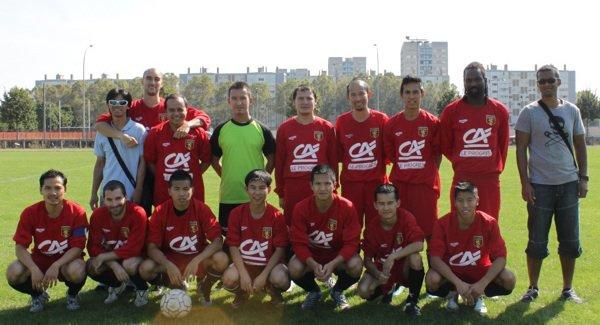 Mon équipe 2012/2013