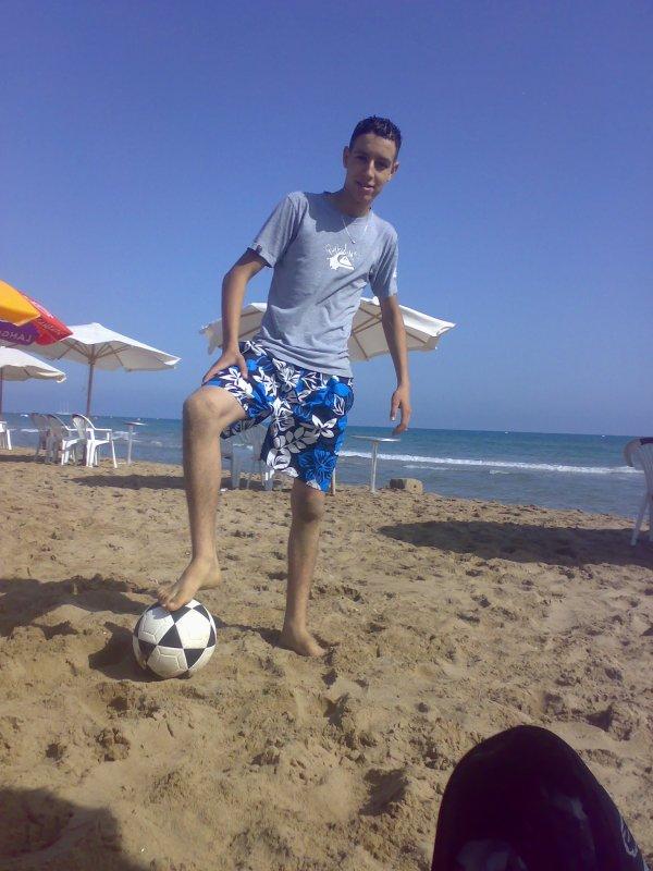 At the beach SAIDIA-Morocco