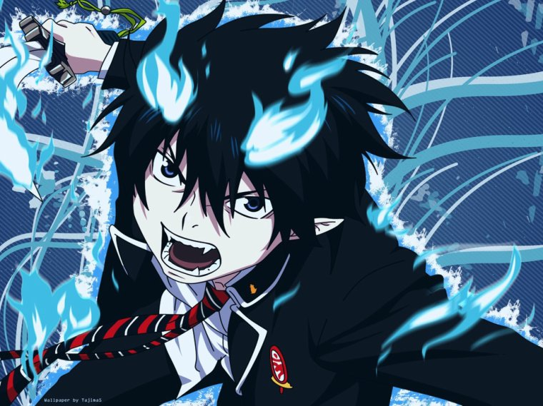 Ao no Exorcist [Blue Exorcist]