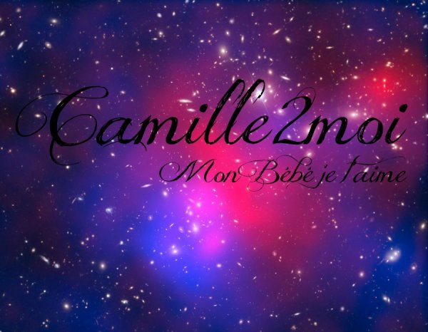 Camille mon bébé que j'aime (l)