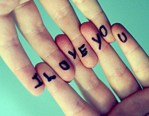 Aimer est un acte de courage ...