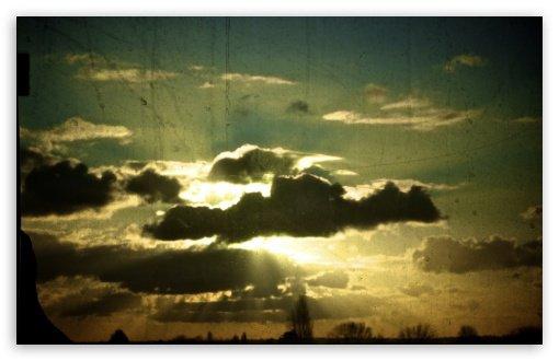 Le ciel est partout ...